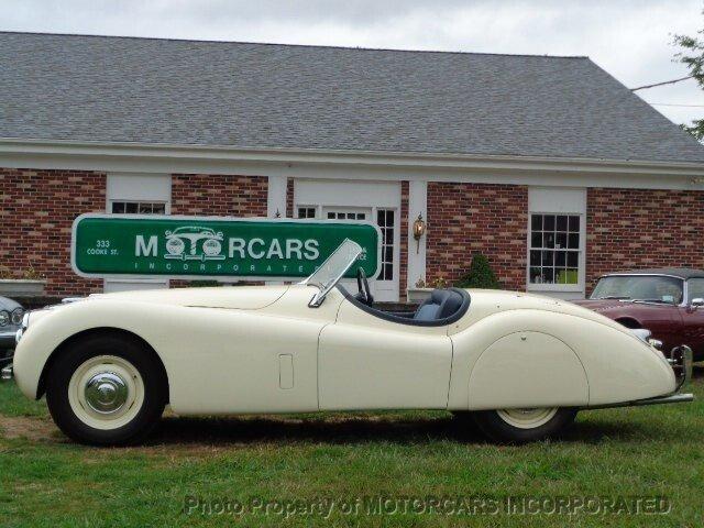 1951 Jaguar XK 120 For Sale 100883094