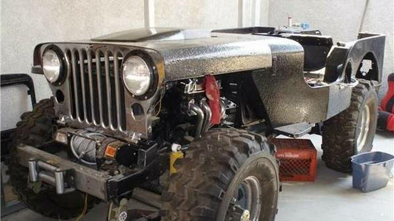 1951 Jeep Other Jeep Models for sale 100880755