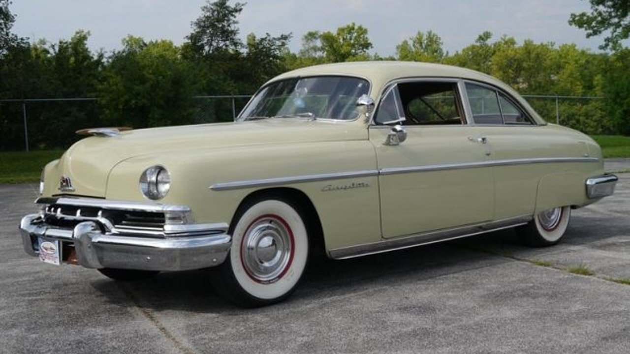 1951 Lincoln Cosmopolitan for sale 100956402