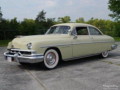 1951 Lincoln Cosmopolitan for sale 100956402