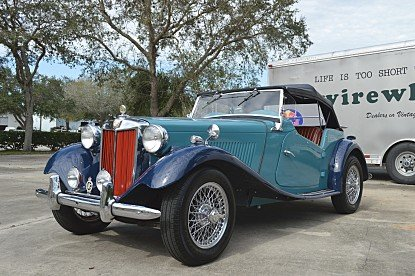 1951 MG MG-TD for sale 100738041