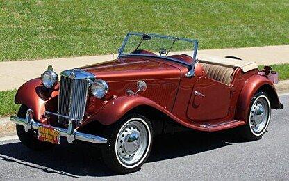 1951 MG MG-TD for sale 100871678