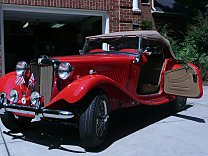1951 MG MG-TD for sale 100976300