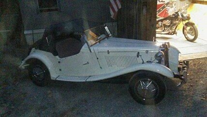 1951 MG Other MG Models for sale 100834059