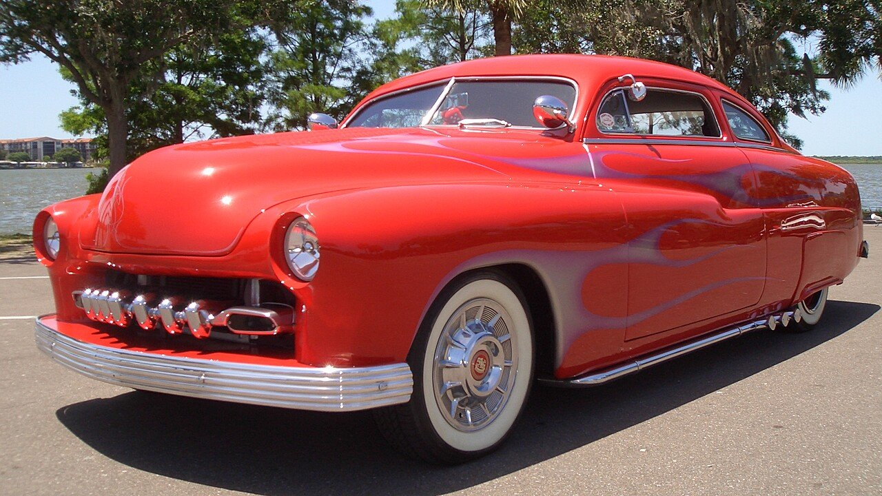 1951 Mercury Custom for sale near pinellas park, Florida 33781 ...