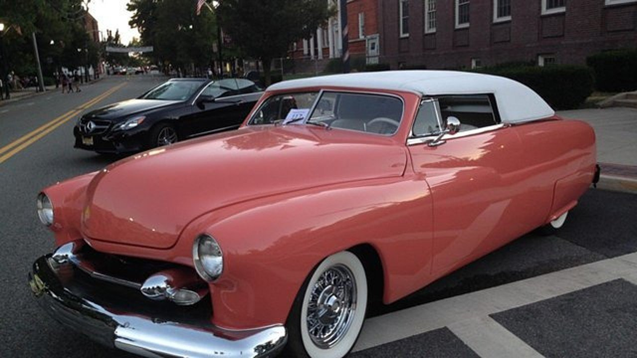 1951 Mercury Custom For Sale Near Riverhead, New York