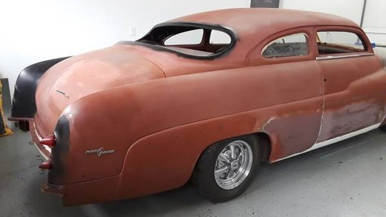 1951 Mercury Custom for sale 100970653
