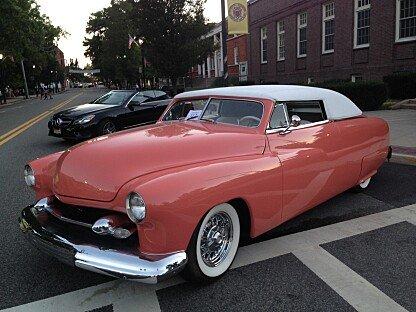 1951 Mercury Custom for sale 100882882