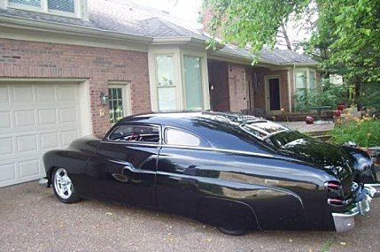 1951 Mercury Custom for sale 101001459
