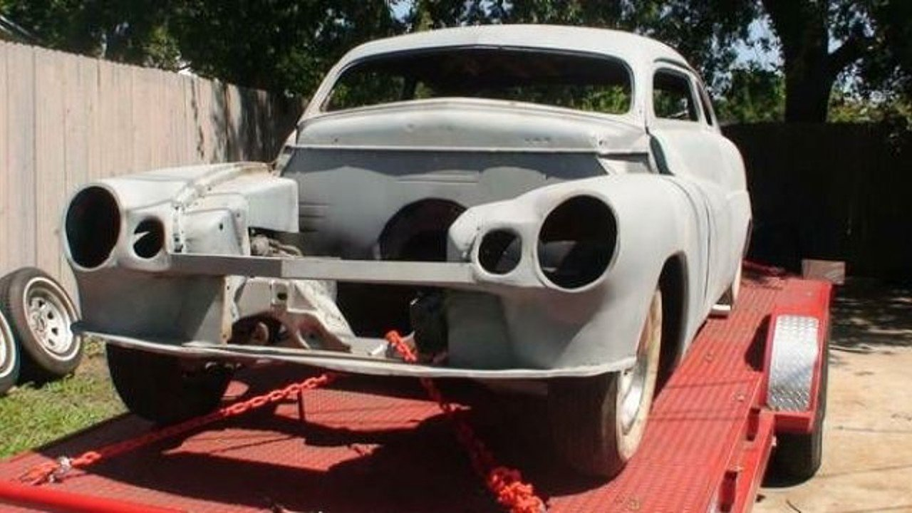 1951 Mercury Other Mercury Models for sale 100892307