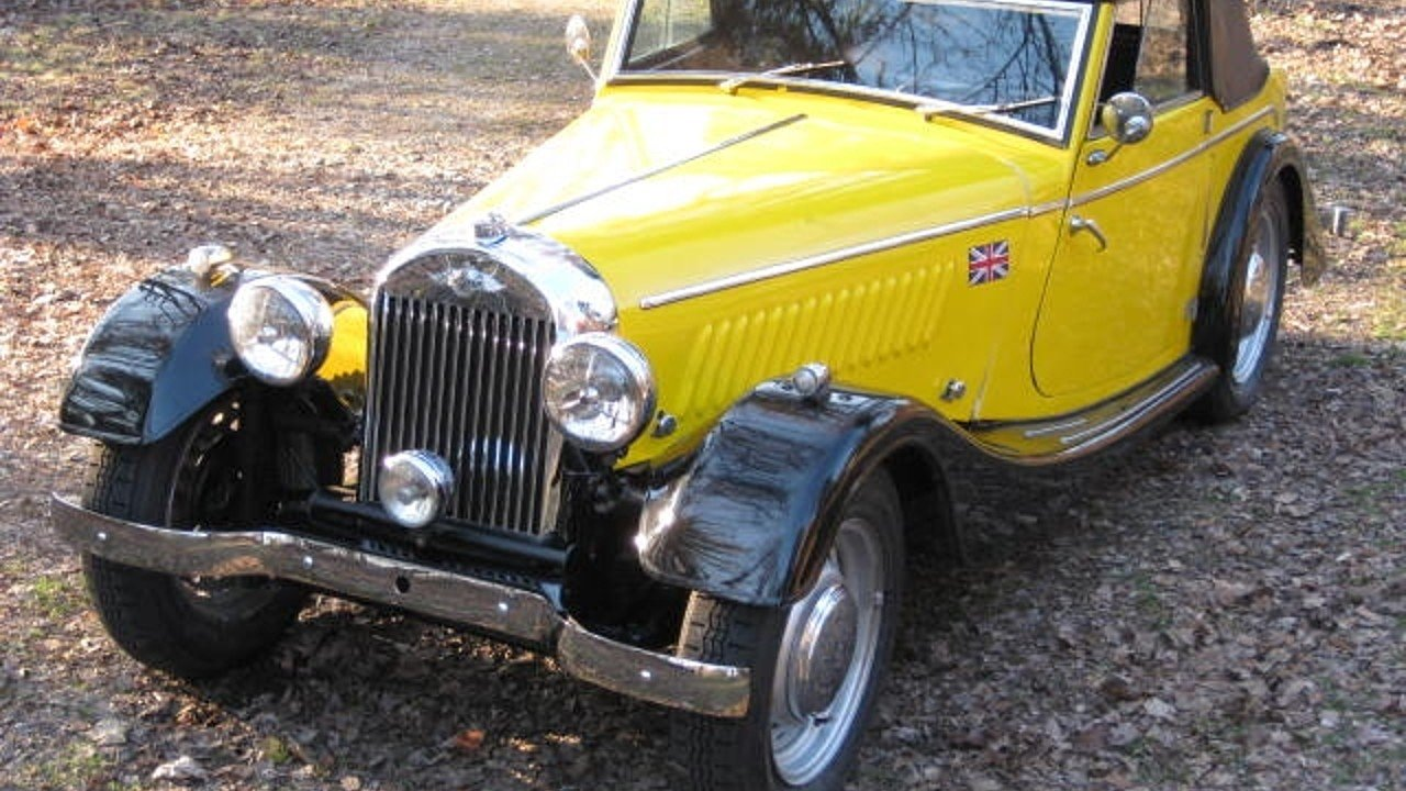 1951 Morgan Plus 4 for sale near Stratford, Connecticut 06615 ...