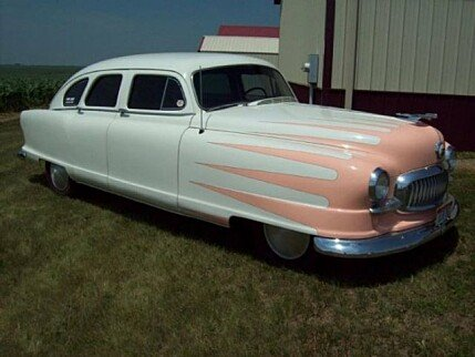 1951 Nash Ambassador for sale 100804857