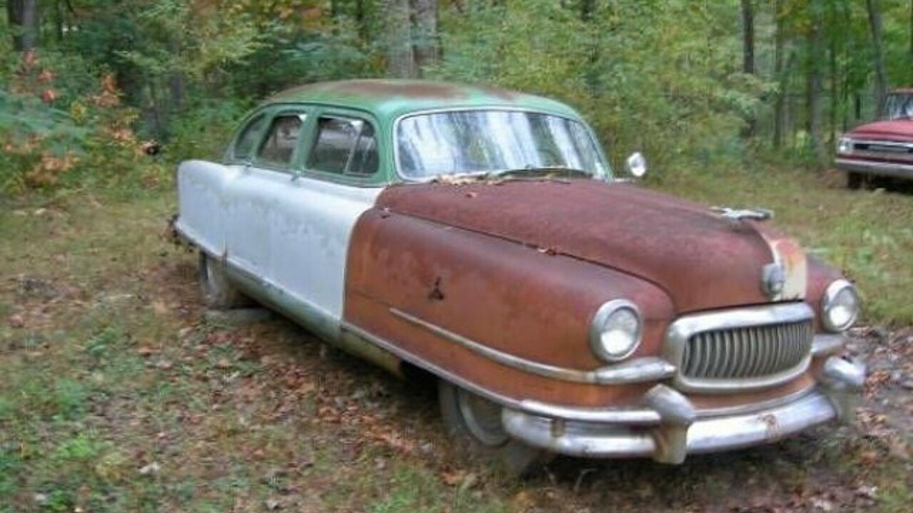 1951 Nash Ambassador for sale near Cadillac, Michigan 49601 ...