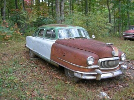 1951 Nash Ambassador for sale 100823799