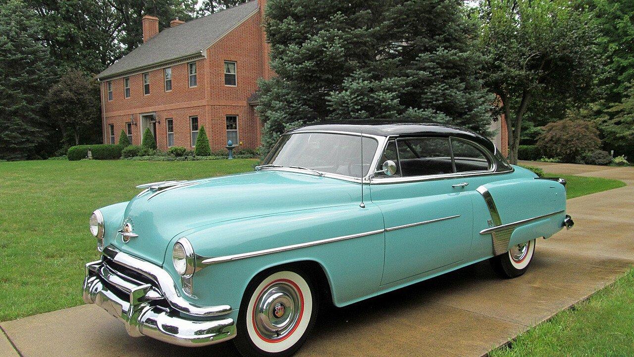 Classics For Sale Near Norwalk Oh On Autotrader 1951 Buick Skylark Convertible Oldsmobile 88 100903542