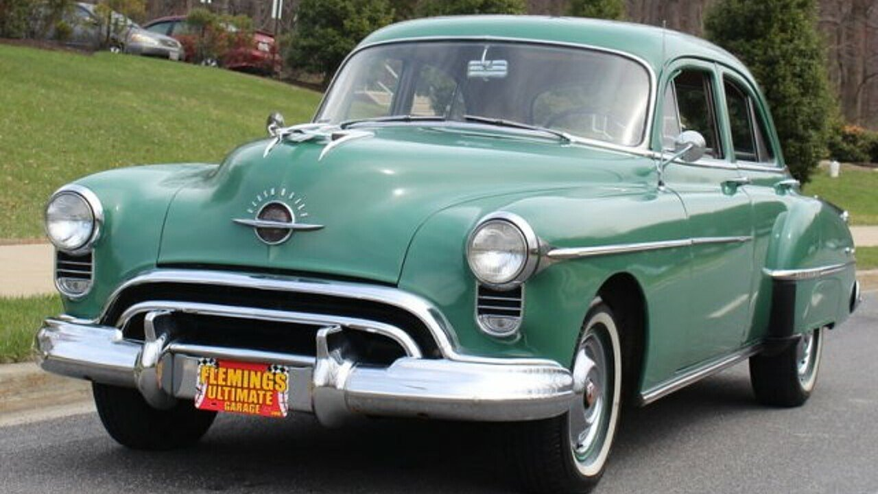 1951 Oldsmobile 88 for sale near Rockville, Maryland 28050 ...