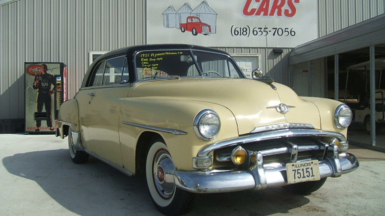 1951 Plymouth Belvedere for sale 100748471