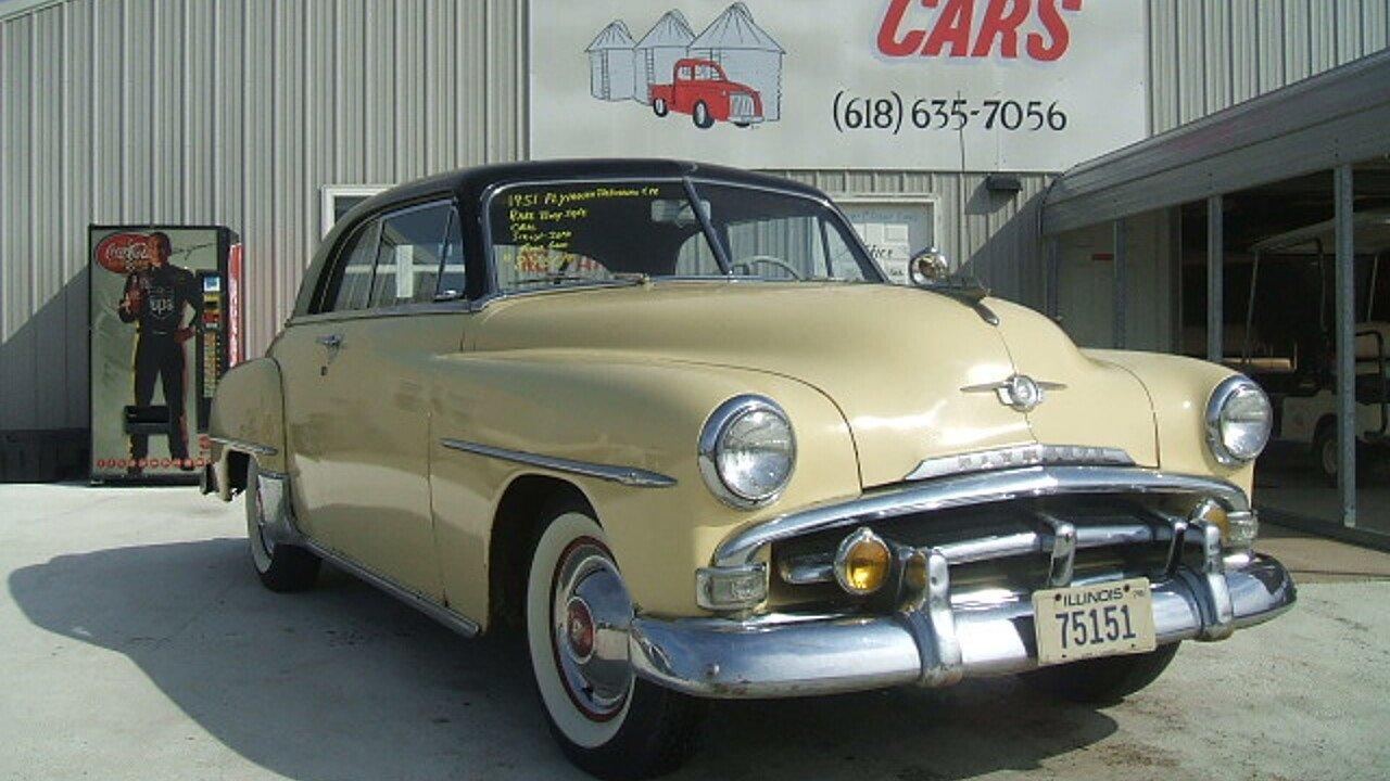 1951 Plymouth Belvedere for sale near Staunton, Illinois 62088 ...