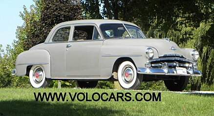 1951 Plymouth Cranbrook for sale 100795782