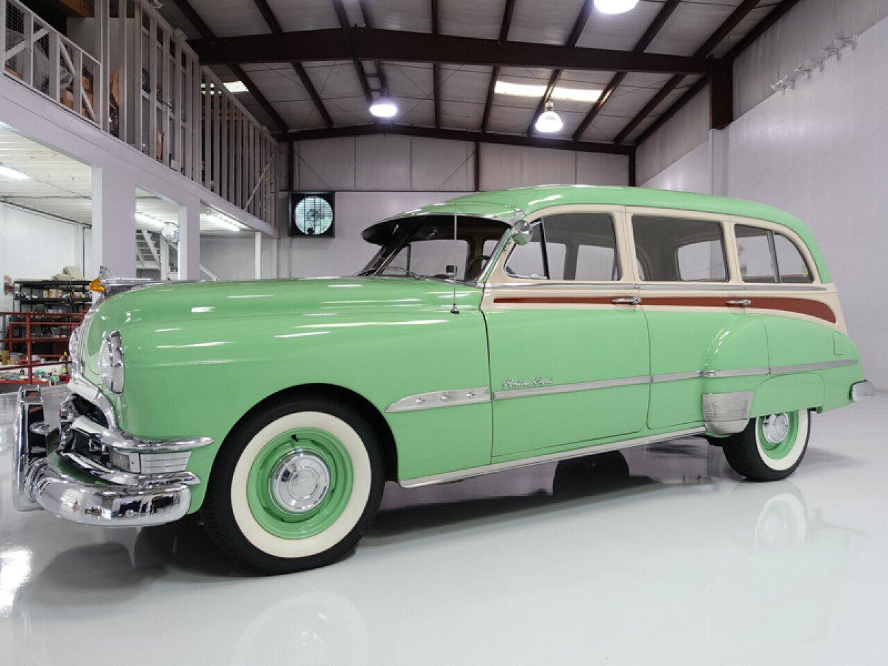 1951 Pontiac Coupe For Sale: 1951 Pontiac Streamliner For Sale Near Saint Louis