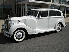 1951 Rolls-Royce Silver Wraith for sale 100780089