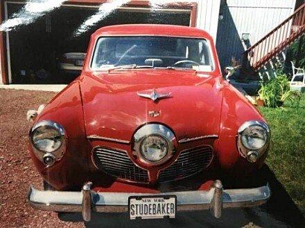 1951 Studebaker Champion for sale 100805509