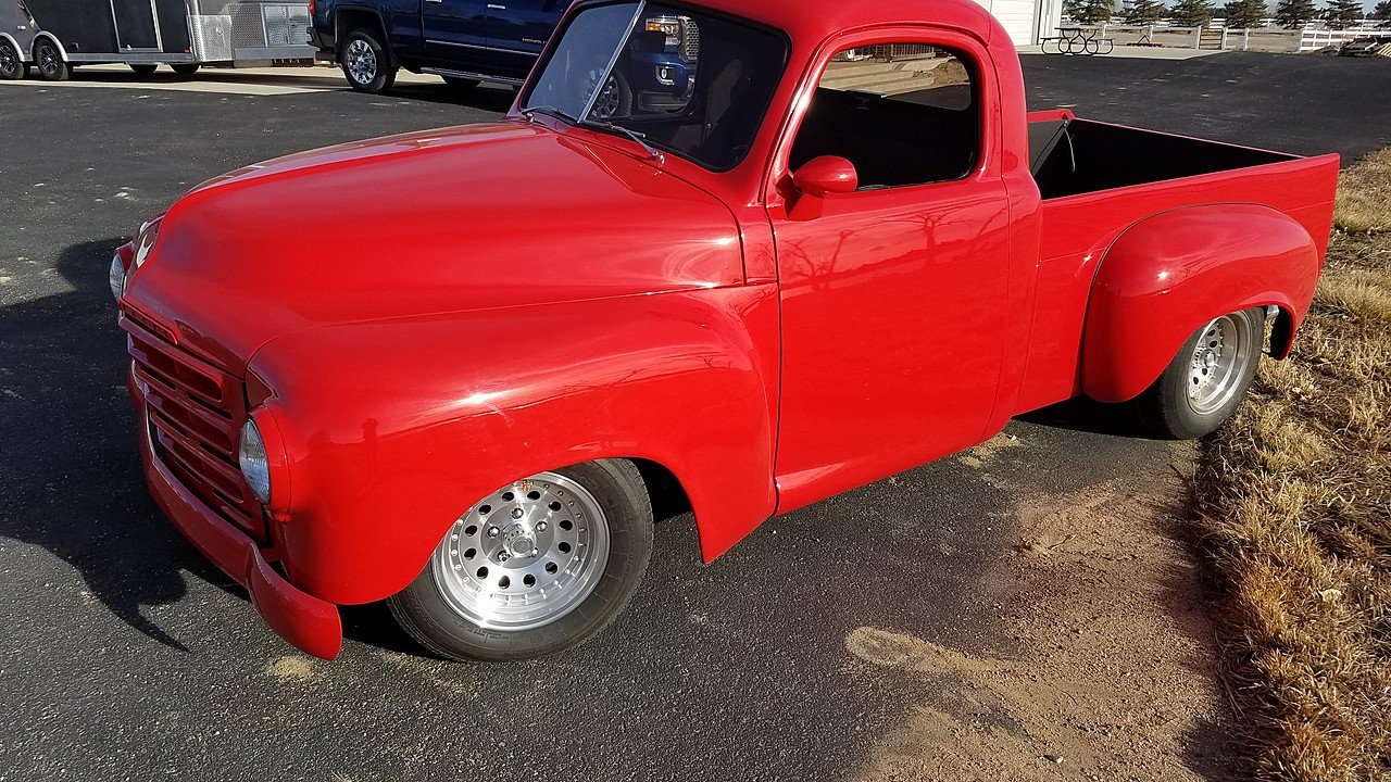 Studebaker Pickup Classics for Sale - Classics on Autotrader