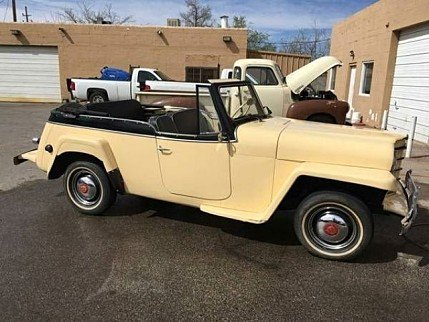 1951 Willys Jeepster for sale 100805718
