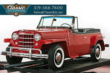 1951 Willys Jeepster for sale 100835572