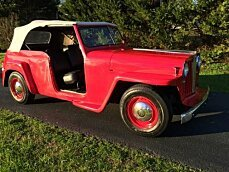 1951 Willys Jeepster for sale 100842053