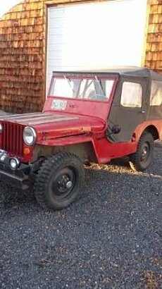 1951 Willys Other Willys Models for sale 100836788