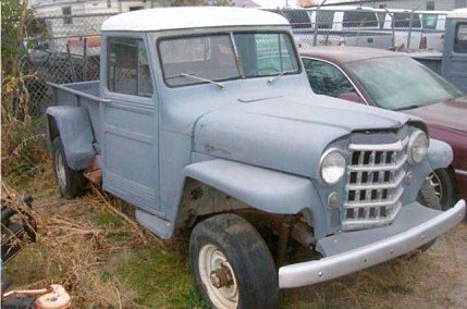 1951 Willys Other Willys Models for sale 100874091