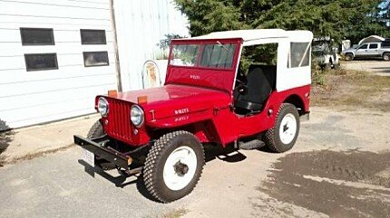 1951 Willys Other Willys Models for sale 100988304