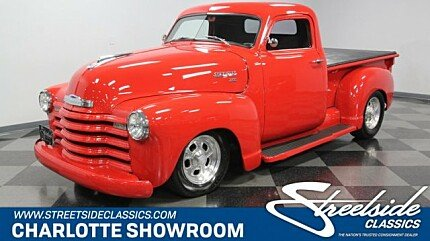 1951 chevrolet 3100 for sale 101009876