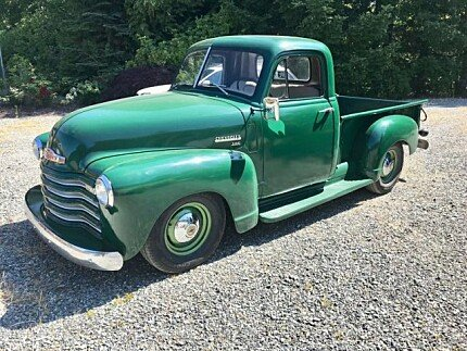 1951 chevrolet 3100 for sale 101037483