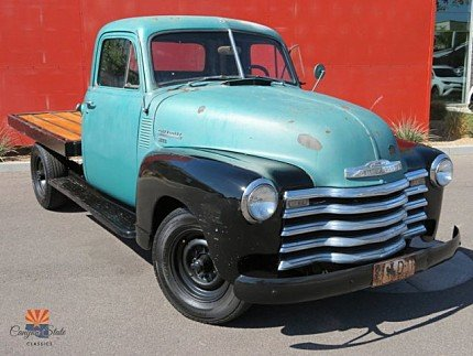 1951 chevrolet 3600 for sale 100983256