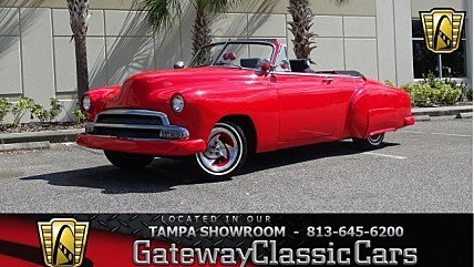 1951 chevrolet Bel Air for sale 101047115