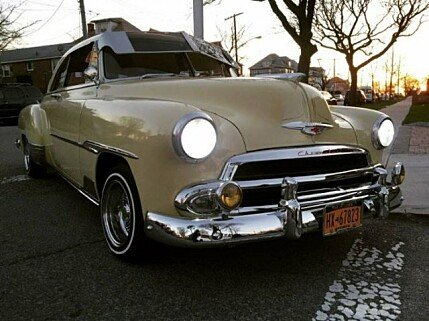 1951 chevrolet Deluxe for sale 100824189