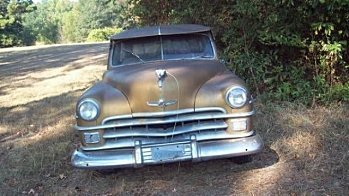 1951 chrysler Windsor for sale 100824158
