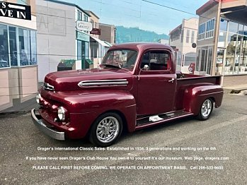 1951 ford F1 for sale 101027932