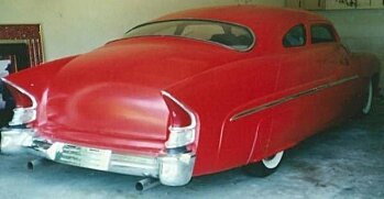 1951 mercury Custom for sale 100823857