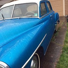 1951 plymouth Cambridge for sale 100839303