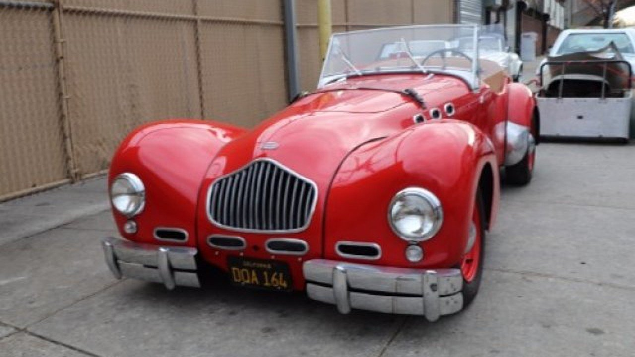 1952 Allard K2 for sale near Queens, New York 11103 - Classics on ...