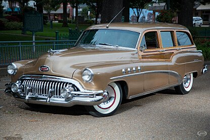 1952 Buick Roadmaster for sale 100760829