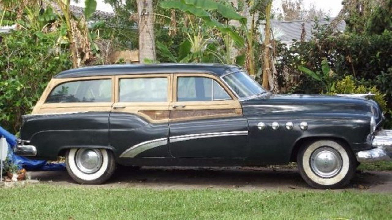 1952 Buick Roadmaster for sale 100911416