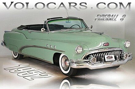 1952 Buick Super for sale 100841859