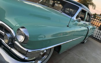 1952 Cadillac Fleetwood Sedan for sale 101017405