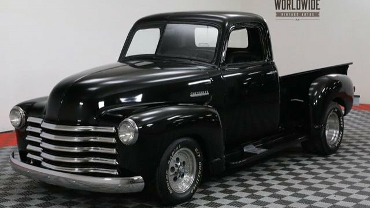 1952 Chevrolet 3100 for sale 100923492