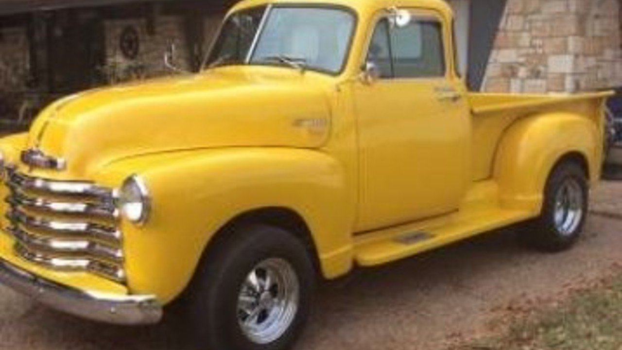 1952 Chevrolet 3100 for sale 100928160