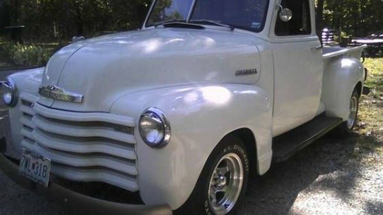 1952 Chevrolet 3100 for sale 100944916